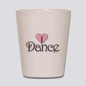 I Dance Shot Glass