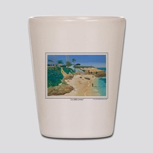 La Jolla Covites Shot Glass