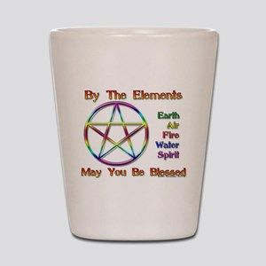 ElementBlessing Shot Glass