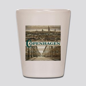 Copenhagen Shot Glass