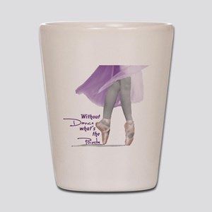 Pointe Shot Glass