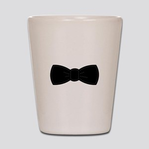 Bow Tie Shot Glass