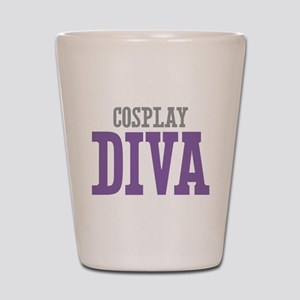 Cosplay DIVA Shot Glass