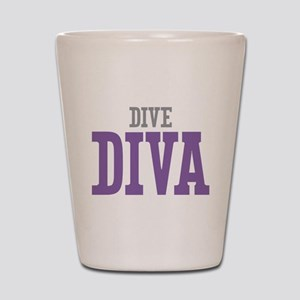 Dive DIVA Shot Glass