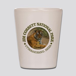 Jim Corbett National Park Shot Glass