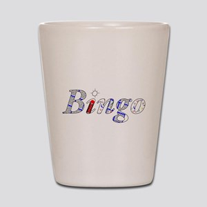 Bingo Light Mosh Shot Glass