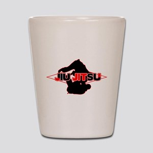 JIU JITSU Shot Glass