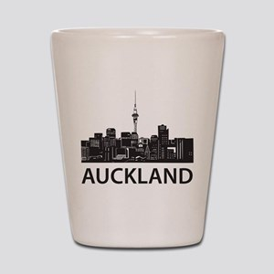 Auckland Shot Glass