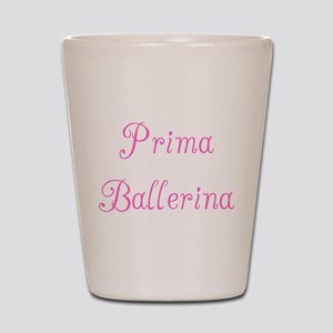 Prima Ballerina Shot Glass