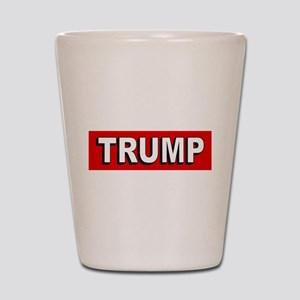 Donald Trump 2020 Shot Glass