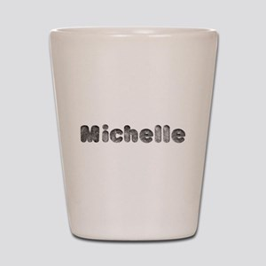 Michelle Wolf Shot Glass
