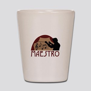 Maestro Shot Glass
