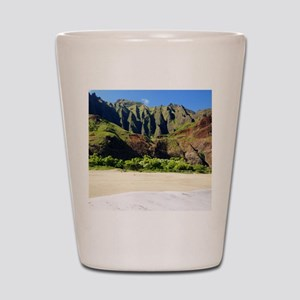 Kalalau Beach Kauai Shot Glass
