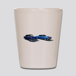 Custom Cars Shot Glass