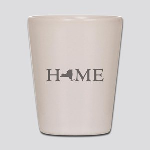 New York Home Shot Glass
