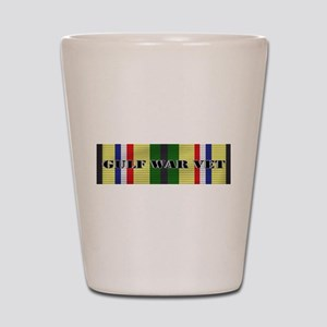 Gulf War Vet Shot Glass