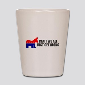 New SectionUNITY REPUBLICANS Shot Glass