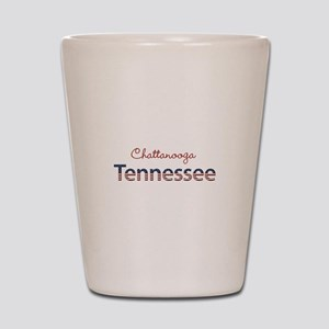 Custom Tennessee Shot Glass