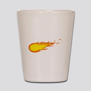 Fireball Shot Glass