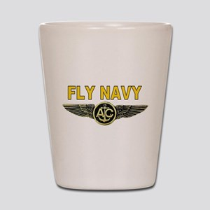 US Navy Aircrew Shot Glass