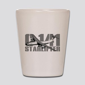C-141 Starlifter Shot Glass