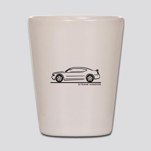 New Dodge Charger Shot Glass