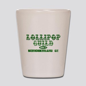Lollipop Guild Shot Glass