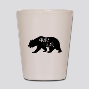 Papa Bear - Family Collection Shot Glass