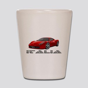 Ferrari Italia Shot Glass