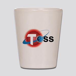 TESS Mission Logo Shot Glass