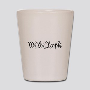 WE THE PEOPLE XVII Shot Glass