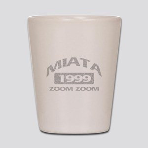 99 MIATA ZOOM ZOOM Shot Glass