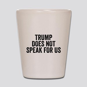 Trump Does Not Speak For Us Anti Trump Resist Shot