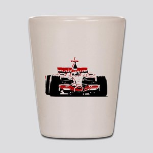 F 1 Shot Glass