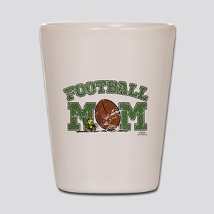 Woodstock Football Mom Shot Glass
