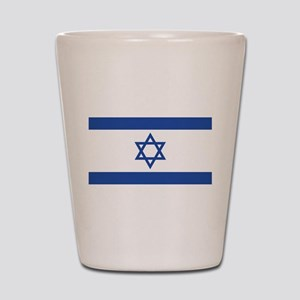Israel Shot Glass