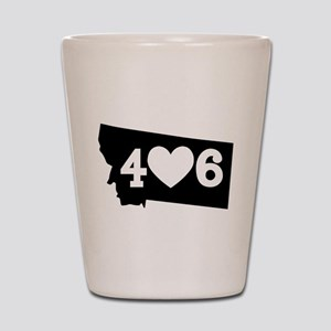 Montana 406 Shot Glass
