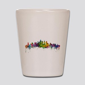 Philadelphia Pennsylvania Skyline Shot Glass