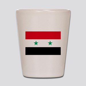 Syria Shot Glass