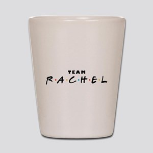 Team Rachel Shot Glass
