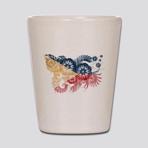 Philippines Flag Shot Glass