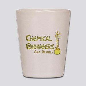 Chemical Engineers Shot Glass