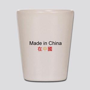 Chinese Pride Shot Glass