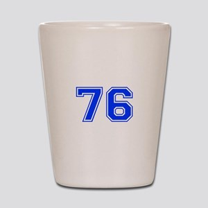 76 Shot Glass