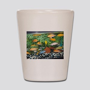 Cichlid Tank Shot Glass