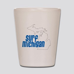 Surf Michigan Speed Shot Glass
