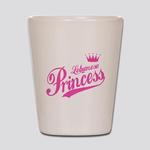 Lebanese Princess Shot Glass