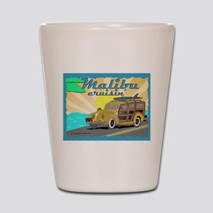 california dreamin Shot Glass