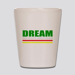 African American Dream Shot Glass