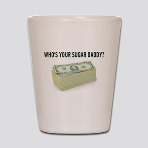 SUGAR DADDY Shot Glass